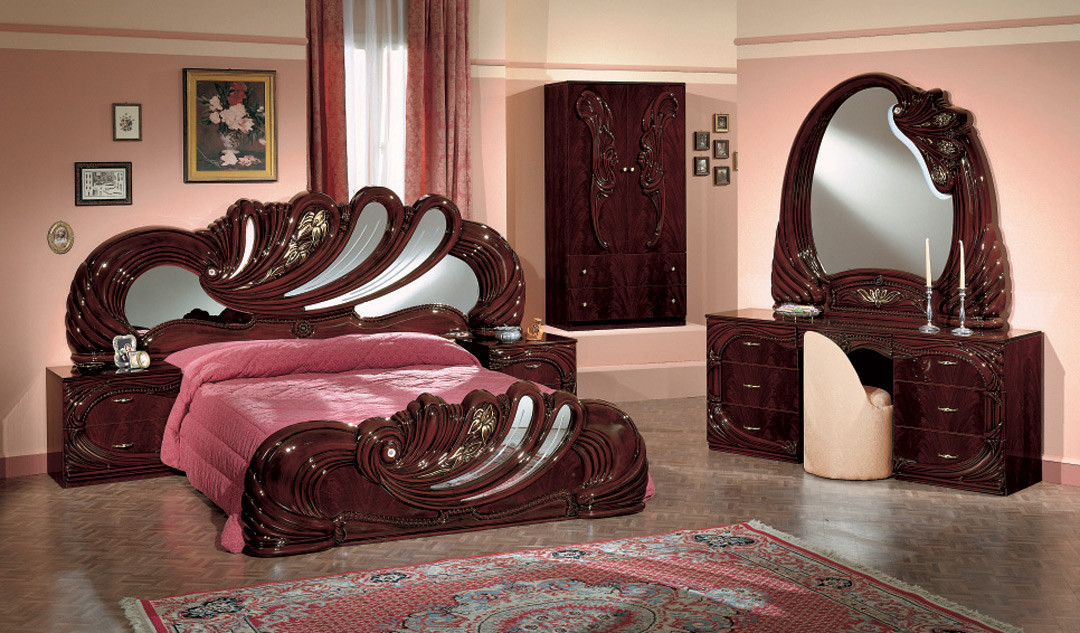 bedroom furniture sets with vanity photo - 9