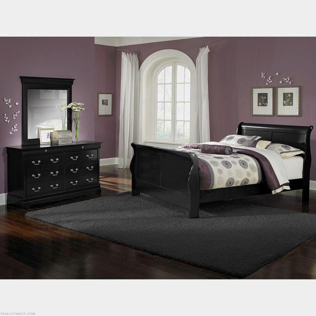 bedroom ideas black furniture photo - 9