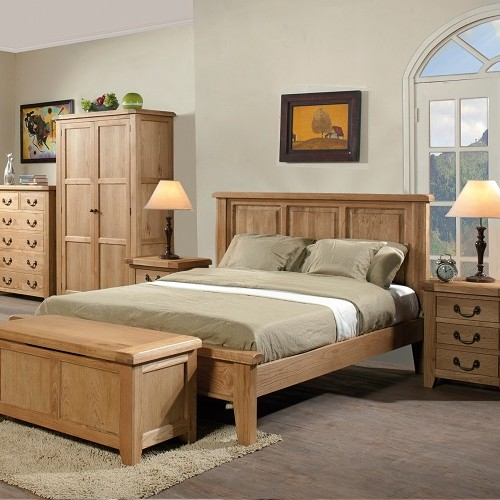 bedroom ideas oak furniture photo - 10