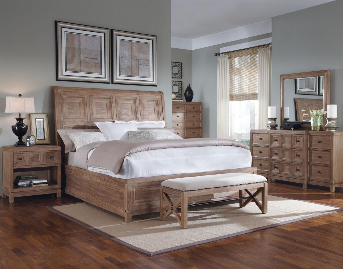 bedroom ideas oak furniture photo - 2