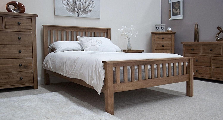 bedroom ideas oak furniture photo - 3