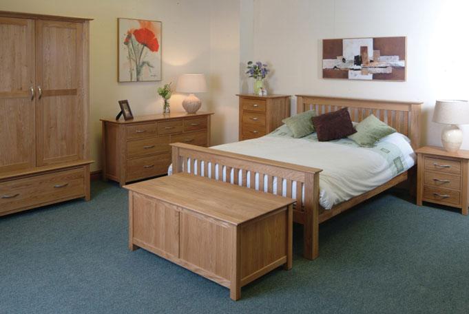bedroom ideas oak furniture photo - 6