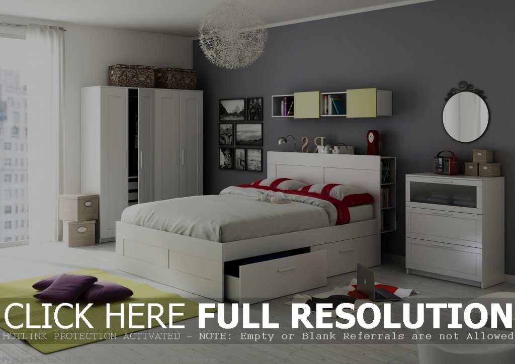bedroom ideas with ikea furniture photo - 5