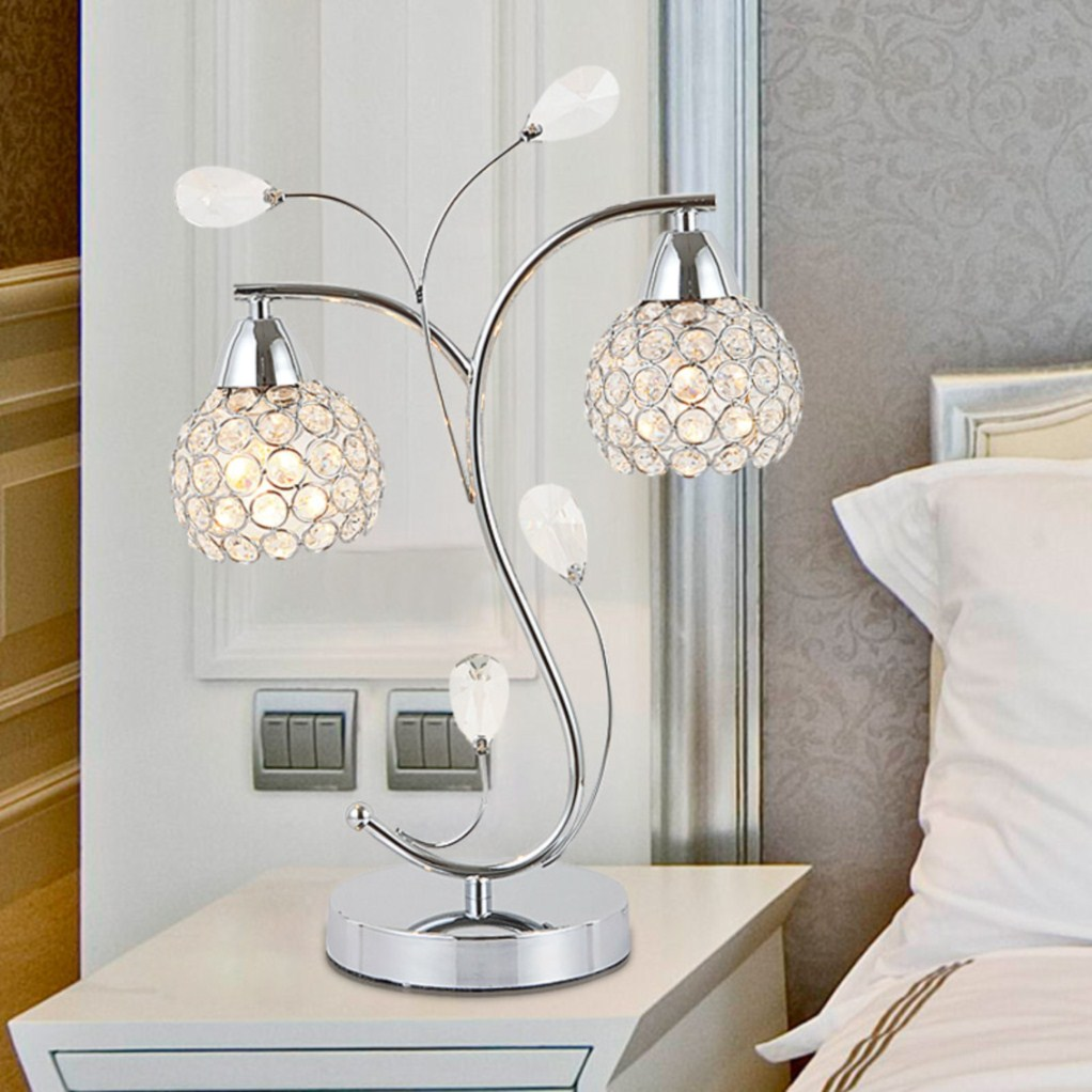 bedroom lamp tables photo - 6