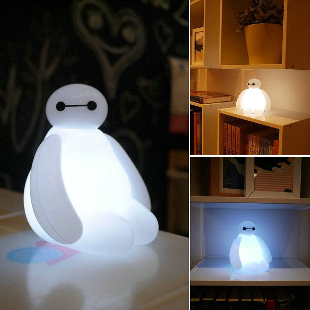 bedroom lamp with nightlight photo - 7