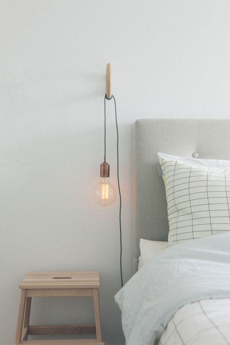 bedroom lighting lamp photo - 6