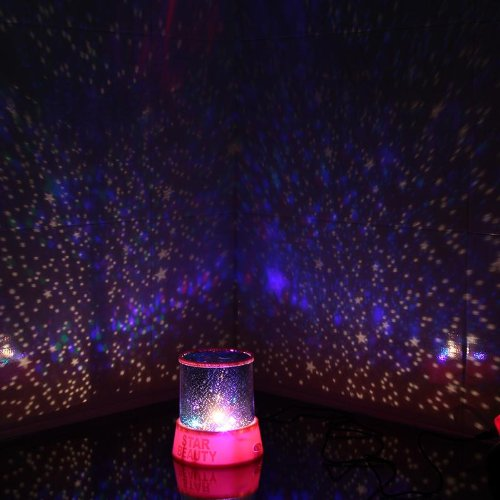 bedroom projector light lamp photo - 1