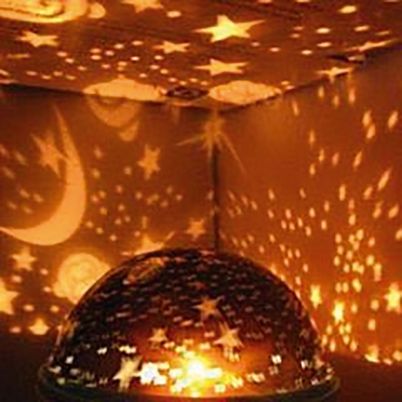 bedroom projector light lamp photo - 4