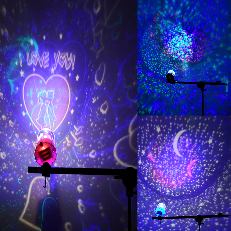 bedroom projector light lamp photo - 9
