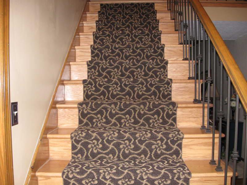best carpet runner for stairs photo - 1