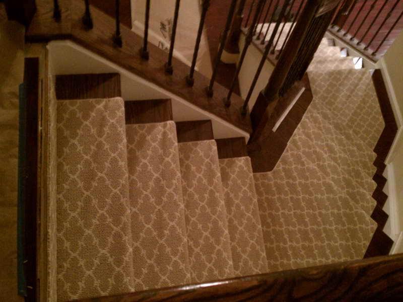 best carpet runner for stairs photo - 2