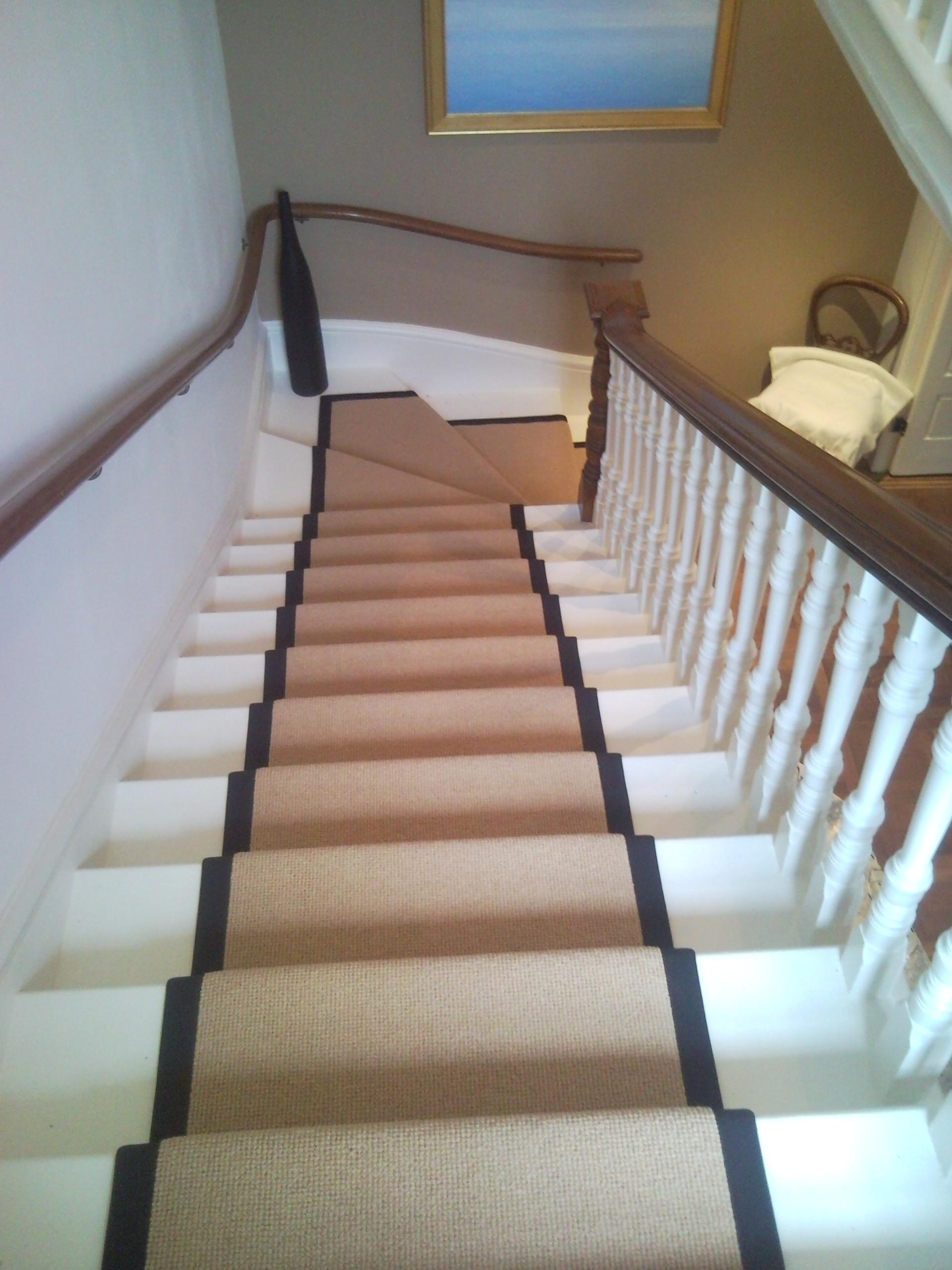 best carpet runner for stairs photo - 8