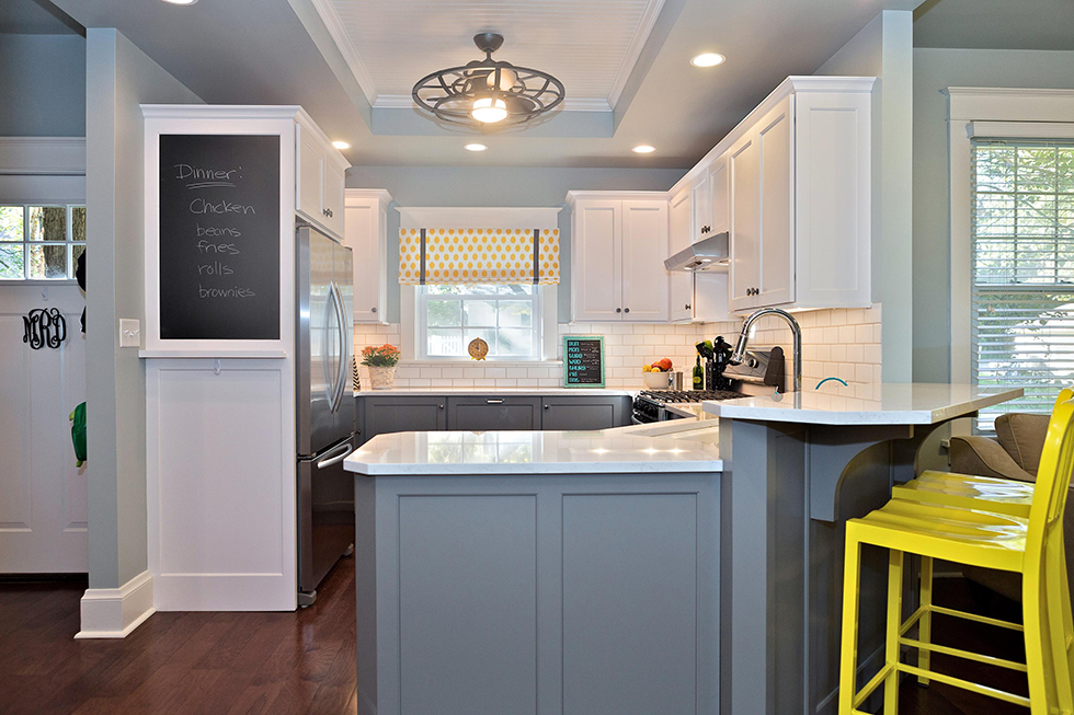 best colour shade for kitchen photo - 1