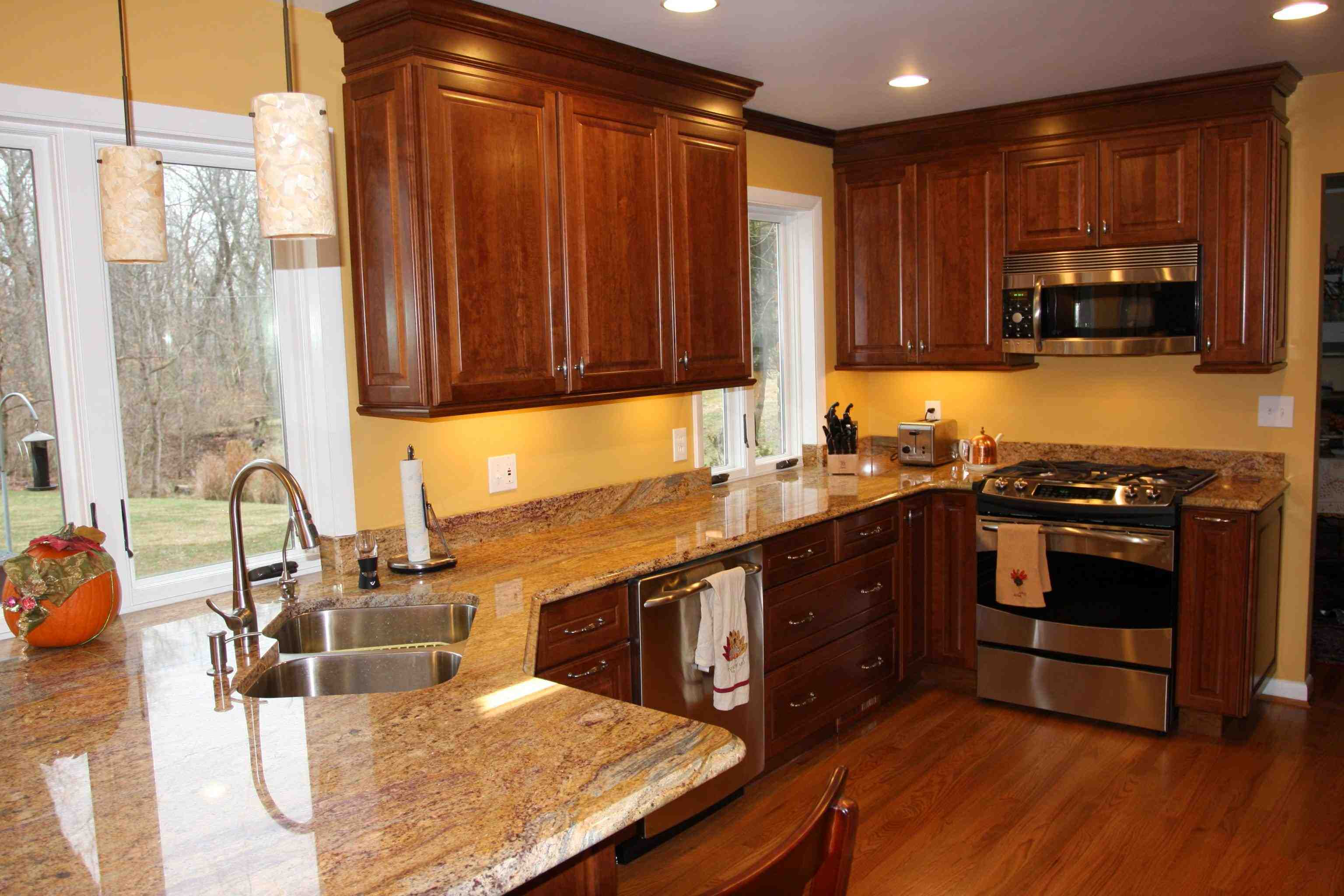 best colour shade for kitchen photo - 10