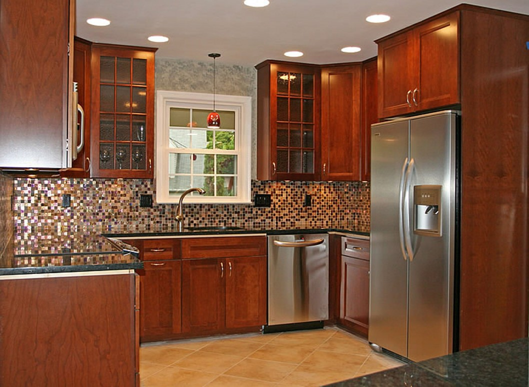 best colour shade for kitchen photo - 7