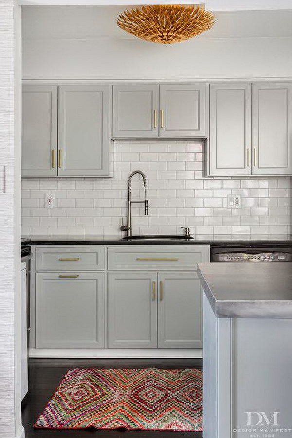 best colour shade for kitchen photo - 8