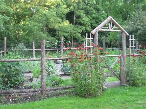 best garden fencing ideas photo - 3