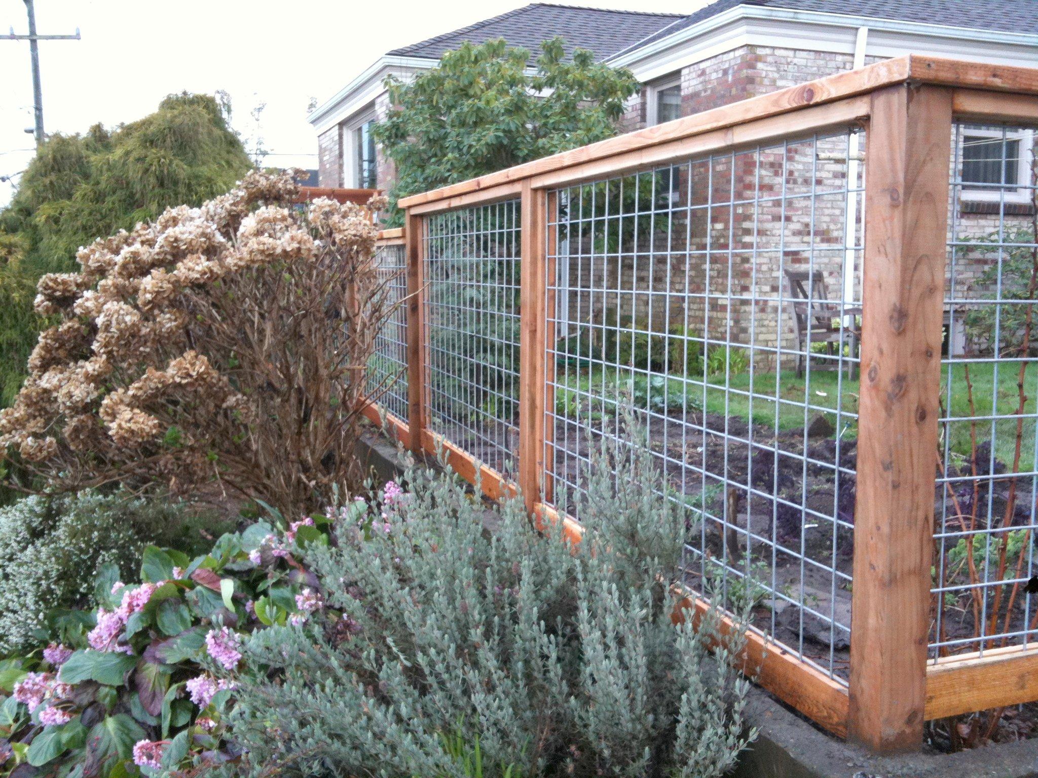 best garden fencing ideas photo - 5
