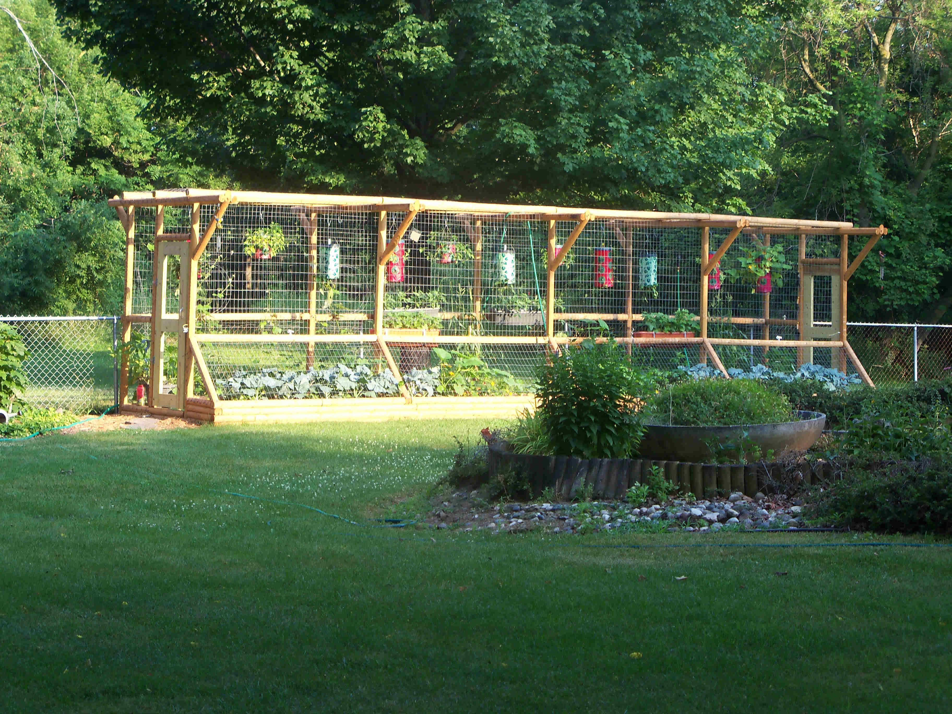 best garden fencing ideas photo - 8