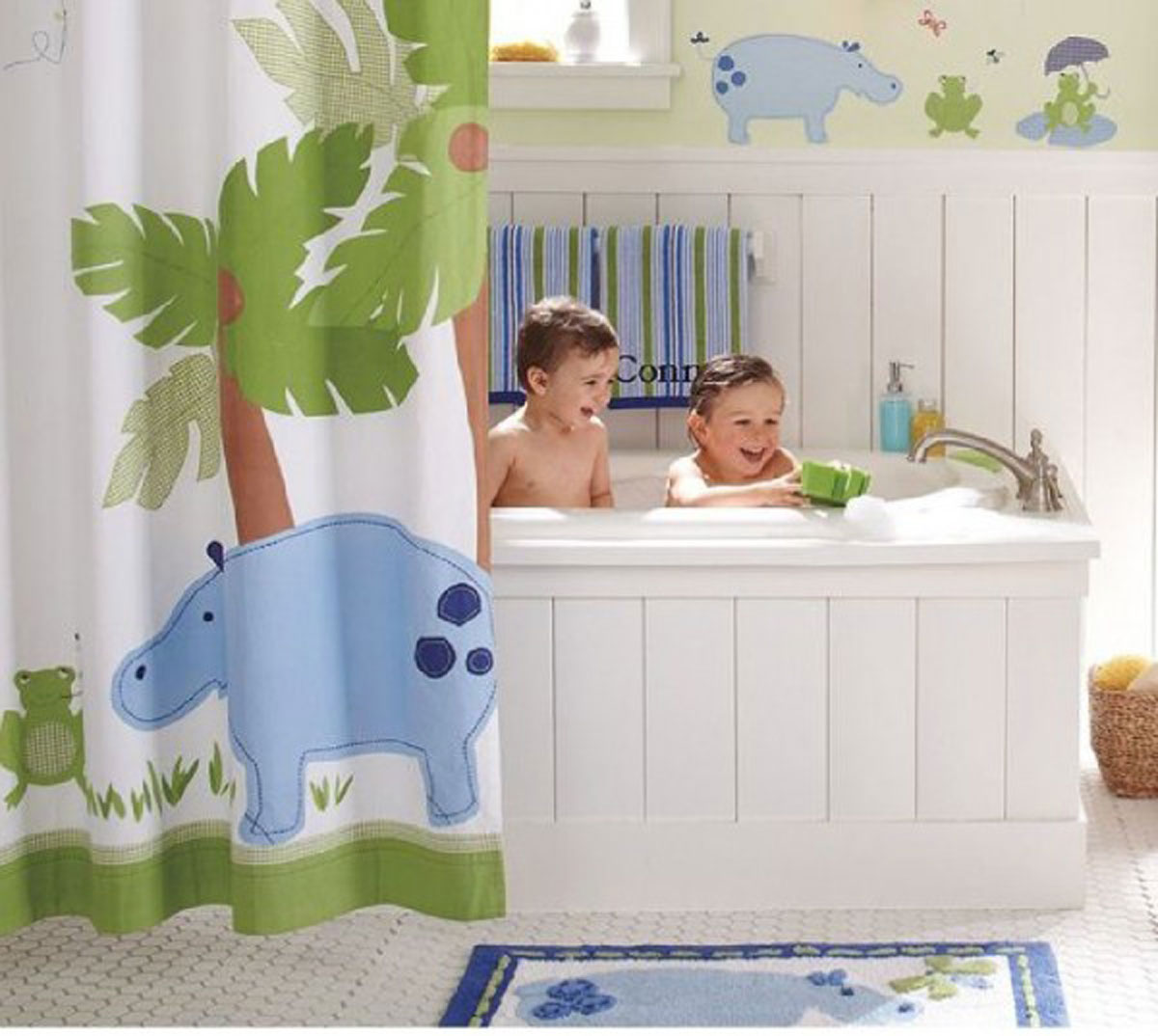 best kids bathroom ideas photo - 1