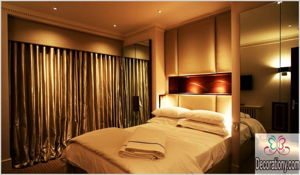 best modern bedroom lighting photo - 2