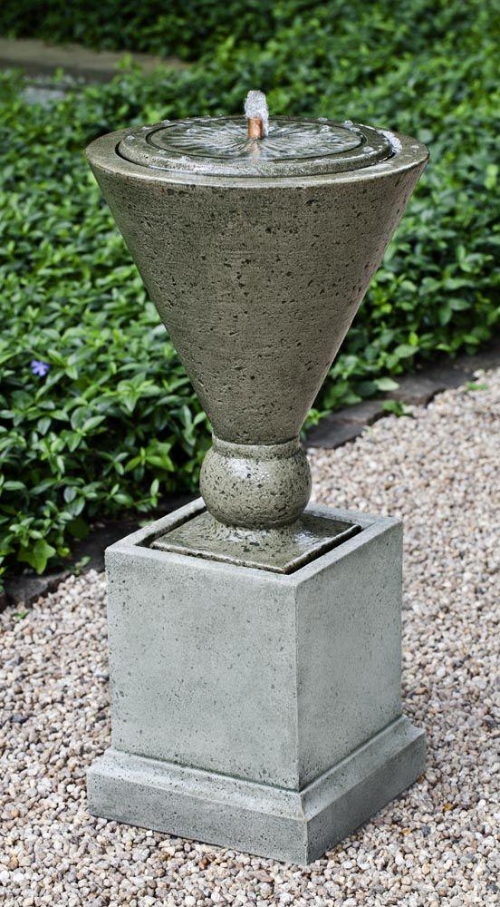 best outdoor garden fountains photo - 10