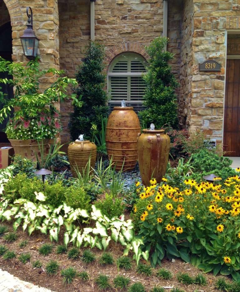 best outdoor garden fountains photo - 2