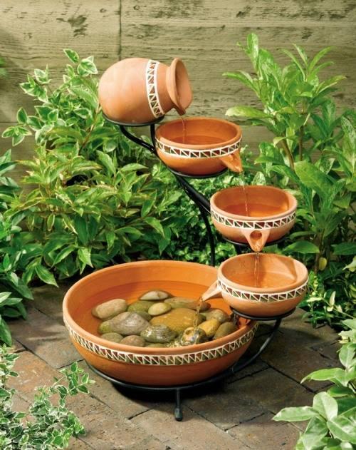 best outdoor garden fountains photo - 4