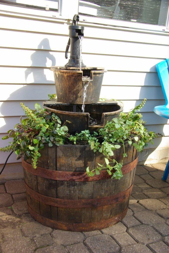 best outdoor garden fountains photo - 7