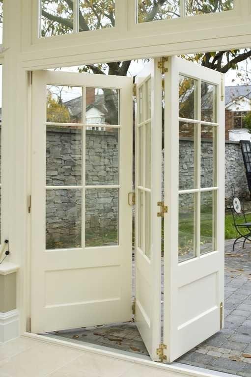 Bi Folding French Doors Exterior Photo   1