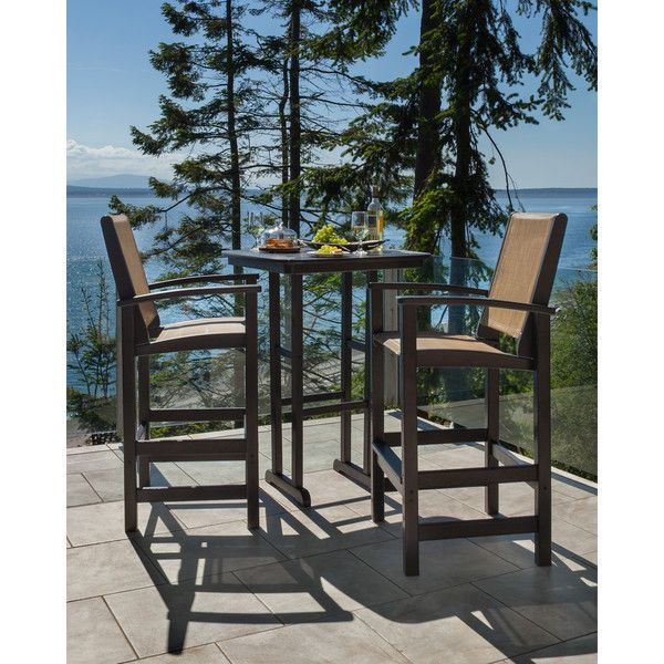 Bistro Bar Sets Outdoor Furniture Hawk Haven - Outdoor high top bistro table and chairs