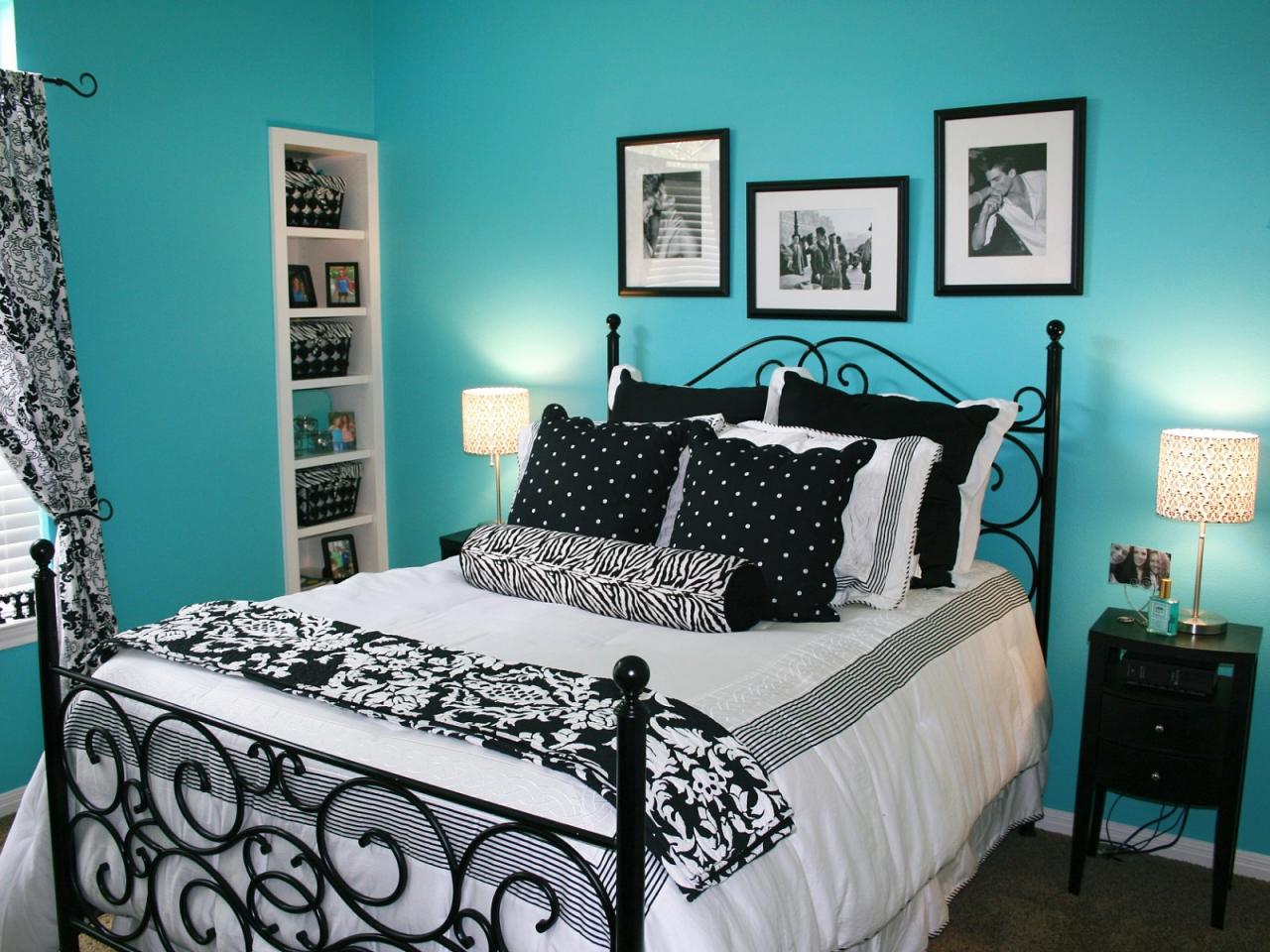 black and white bedroom designs for kids photo - 6