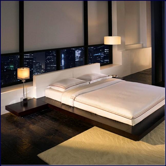 black and white bedroom designs for men photo - 8