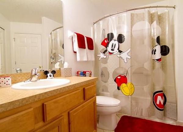 black and white kids bathroom ideas photo - 8