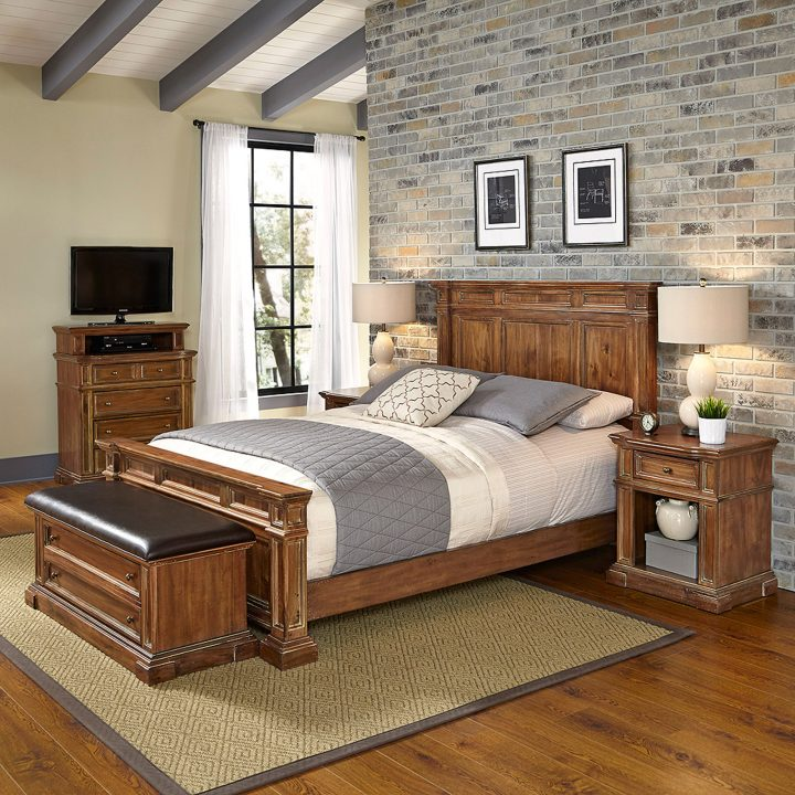 black bedroom furniture full size photo - 10