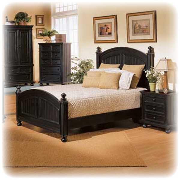 black bedroom furniture full size photo - 4