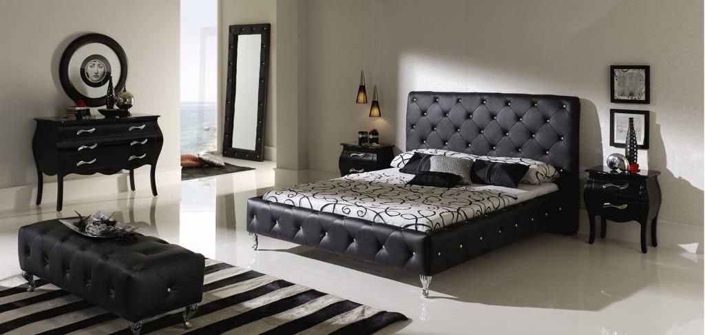 black bedroom furniture sets girls photo - 10