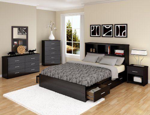 black bedroom furniture sets ikea photo - 3
