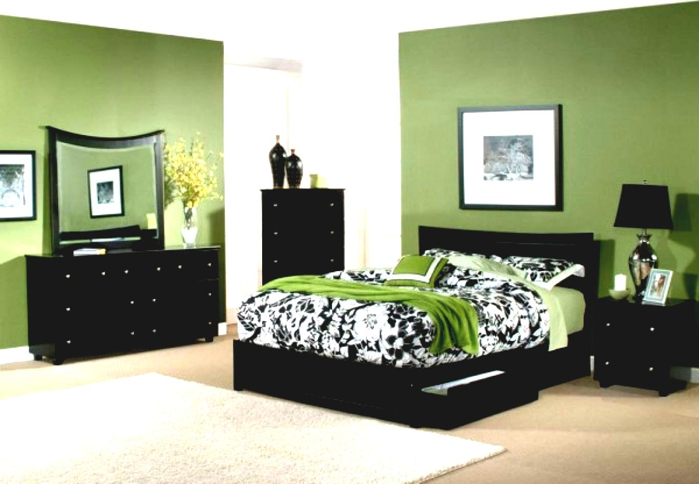 black bedroom furniture what color walls photo - 3