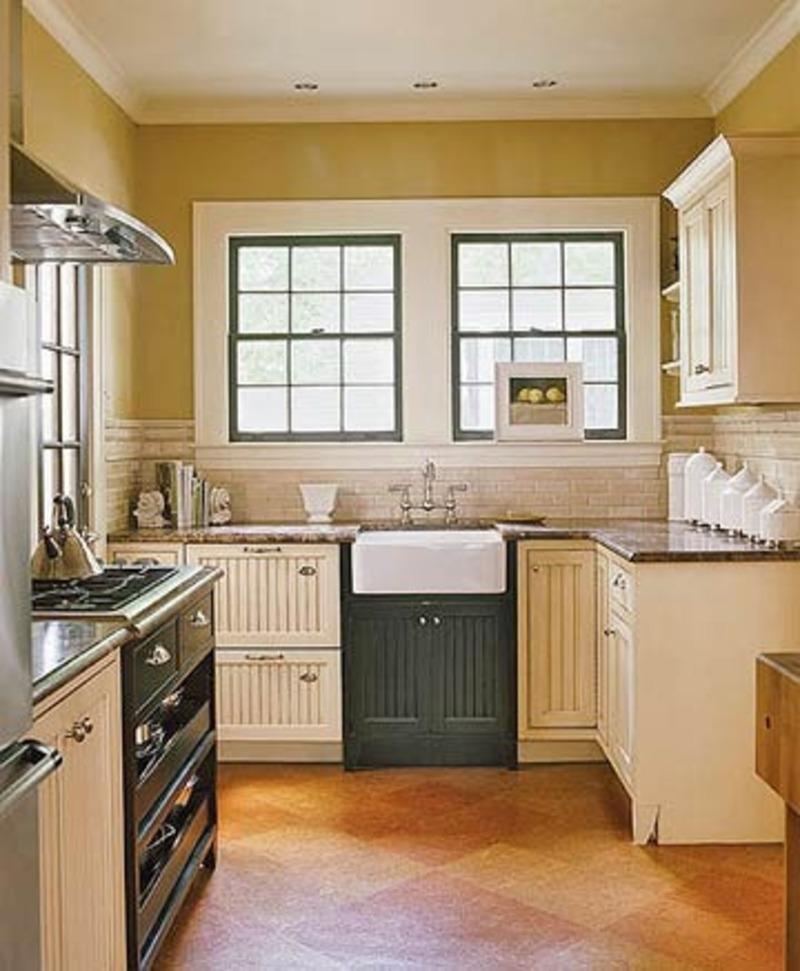 black country kitchen designs photo - 2