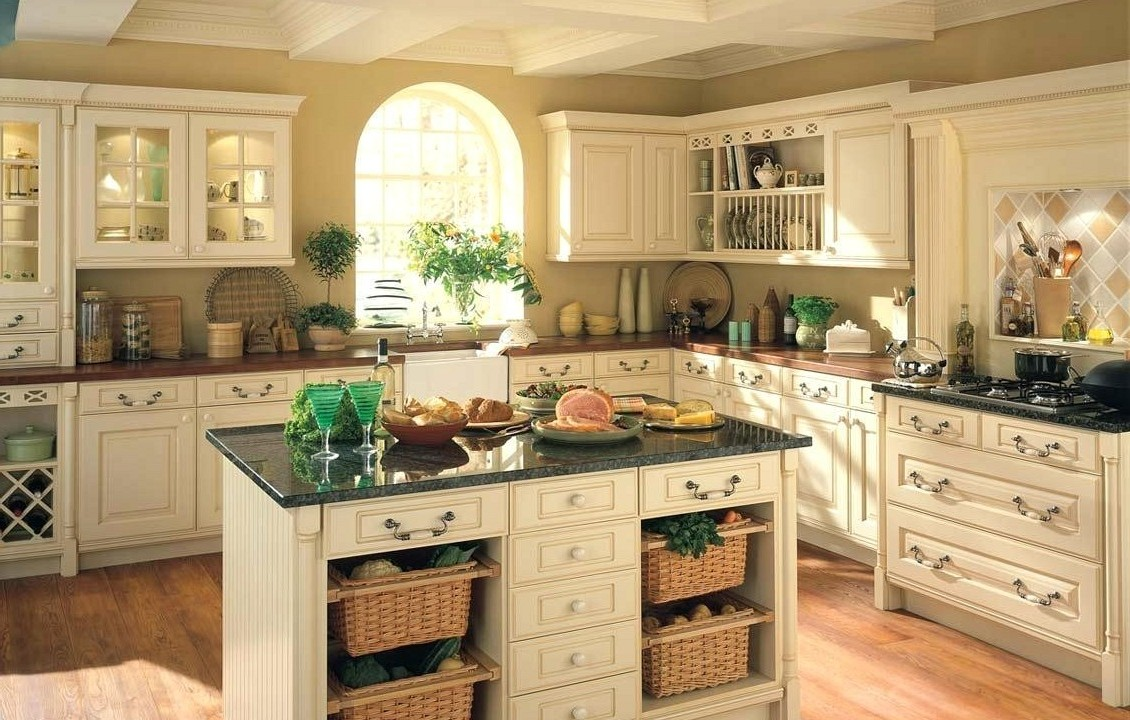 black country kitchen designs photo - 7