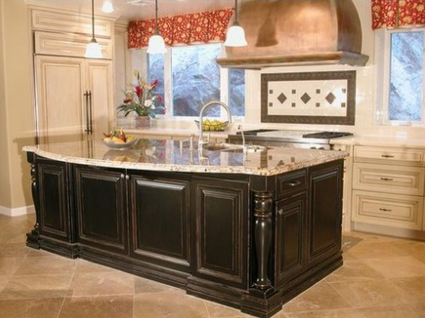 black country kitchen designs photo - 8