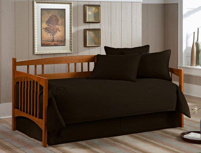 black daybed bedding sets photo - 10