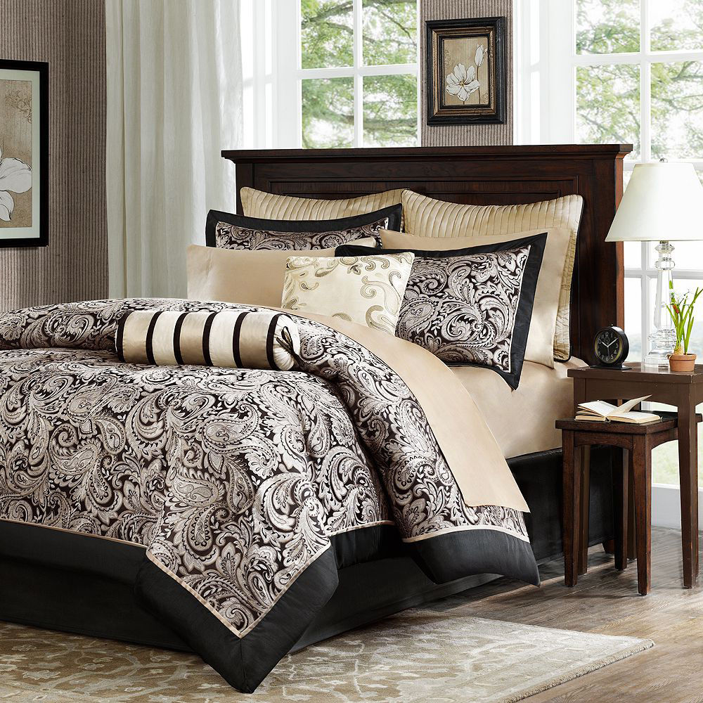 black daybed bedding sets photo - 5