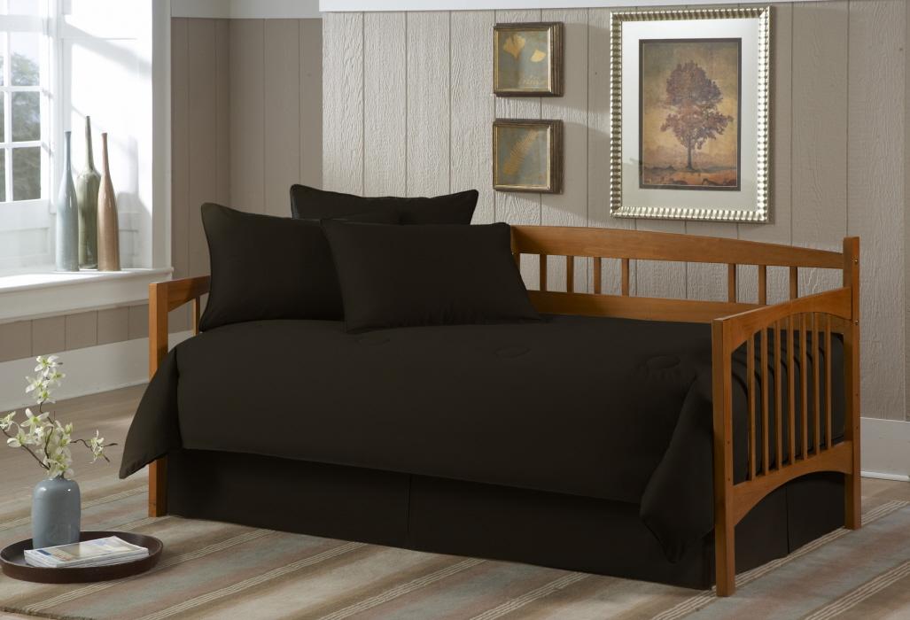 black daybed bedding sets photo - 6