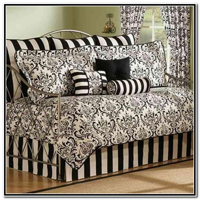 black daybed bedding sets photo - 7