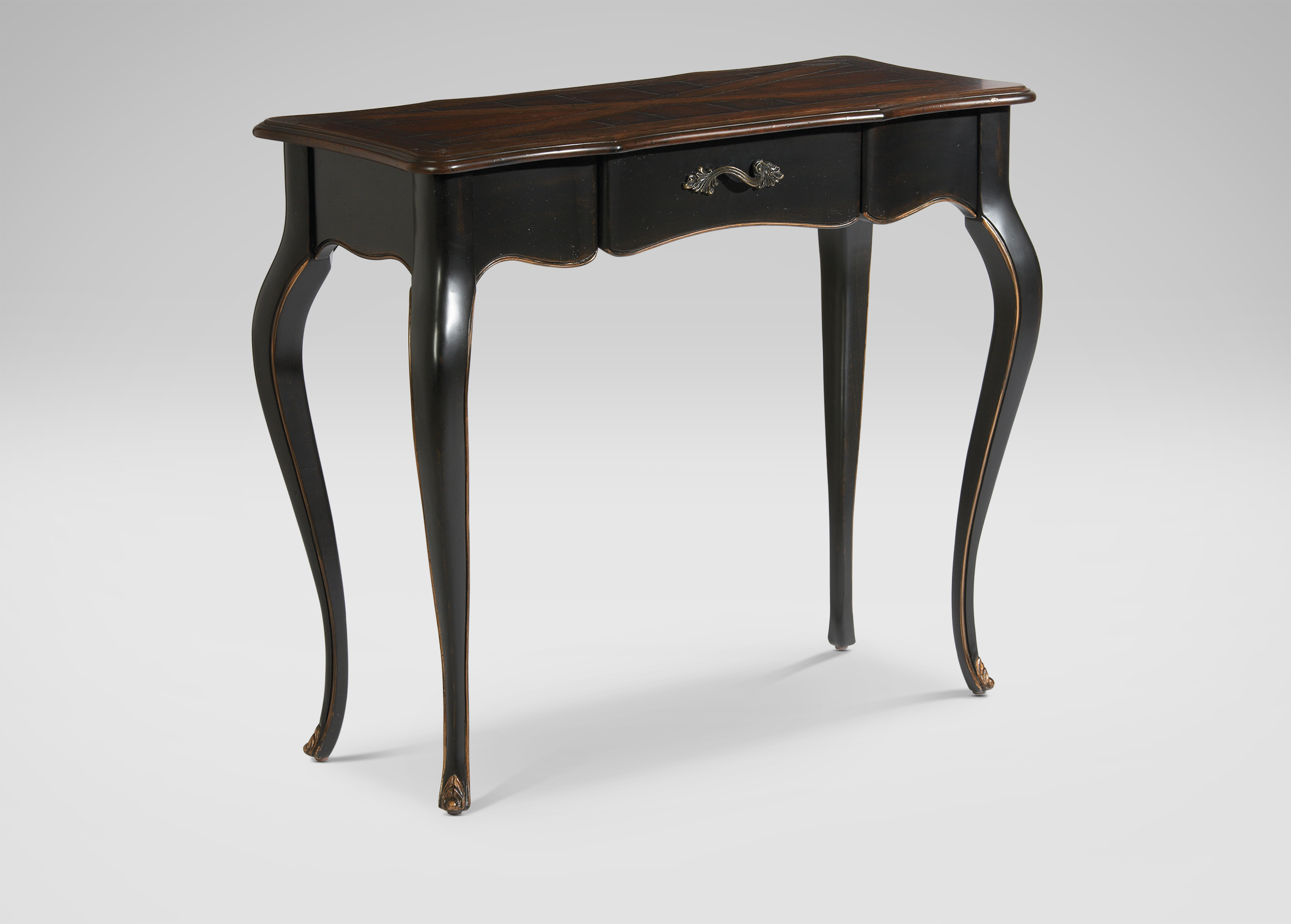 black french sofa table photo - 1