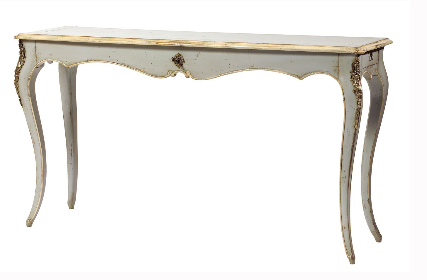 black french sofa table photo - 2
