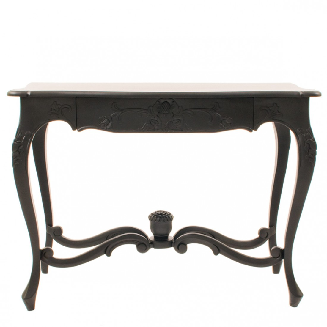black french sofa table photo - 9