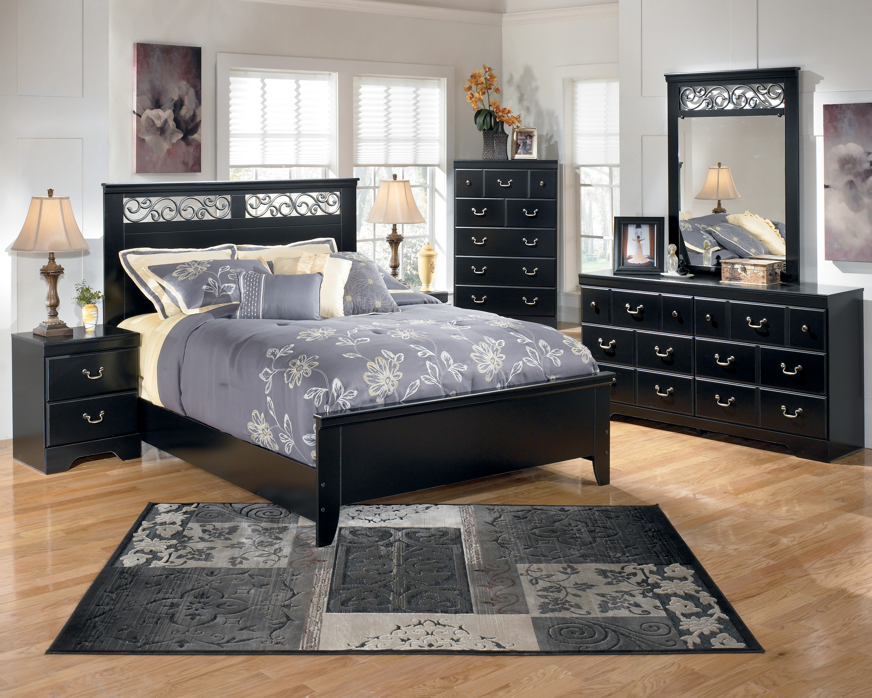 black gloss bedroom furniture ikea photo - 7